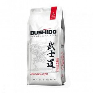 Кофе BUSHIDO Specialty Coffee молот..п/у 227г