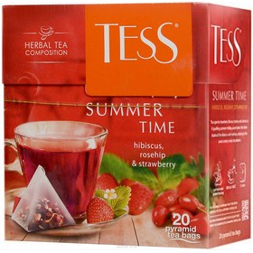 Чай пак.Tess Summer Time herbal  2г*20п пир. 789